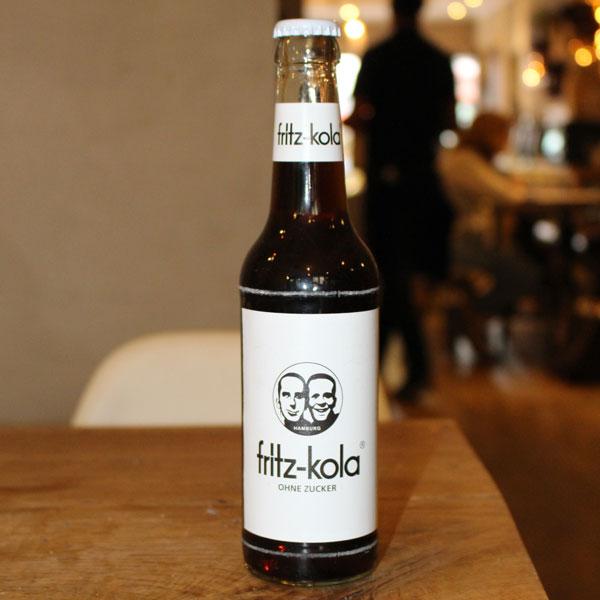 Fritz-Kola Zuckerfrei 0,33l