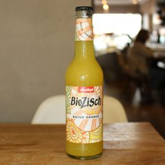 Biozisch Natur Orange 0,33l