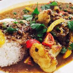 Buntes Dal Curry