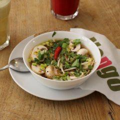 Thai-Zitronengrassuppe