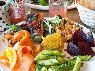 Veganer Anti-Pasti Salat