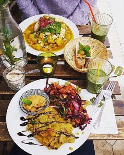 Vegetarisches Restaurant Bremen